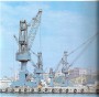 MANUFACTURING AND ERECTION OF HARBOUR CRANES