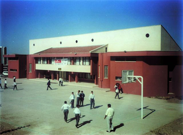 Yamanturk High School / Malatya