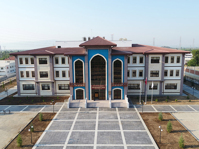 Yamanturk Vocational High School / Aydin - Germencik