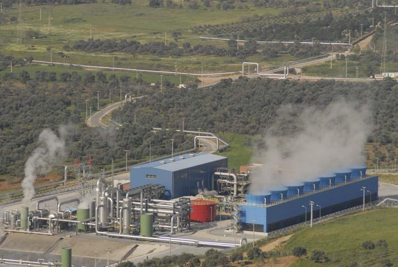 Jeotermal santral